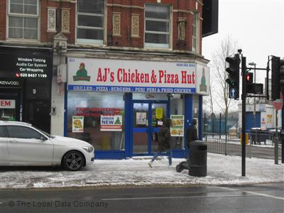 Ajs Chicken Pizza Hut Nearercom