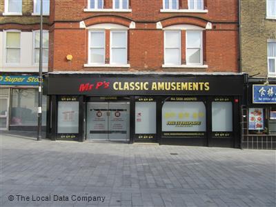 Mr P S Classic Amusements Similar Nearby Nearer Com