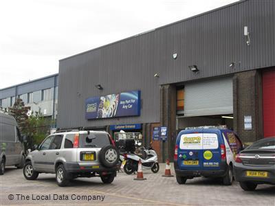Euro Car Parts Local Data Search