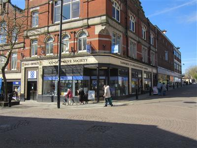Tamworth Co-operative Society Department Store