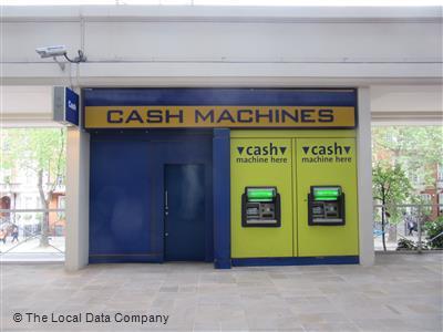 ATM Lobby