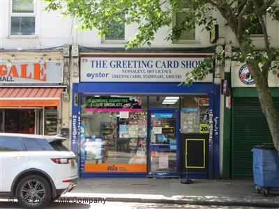 The Greeting Card Shop Local Data Search