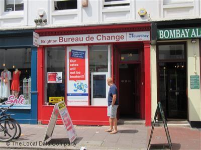 No currency exchange local data search