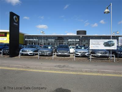 Mercedes-Benz of Swindon | nearer com