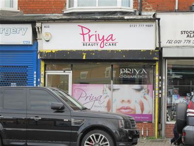 Priya Nails & Beauty | nearer com