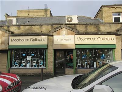 c4ad895c9dda Moorhouse Opticians. Nearer Image