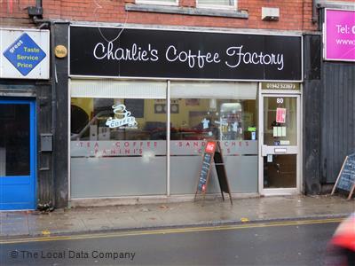 Charlies Coffee Factory Nearercom