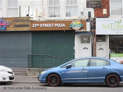 23rd Street Pizza Nearercom