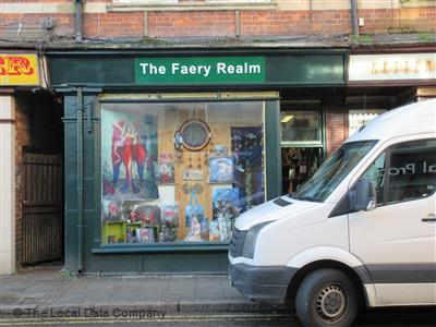 The Faery Realm | nearer com