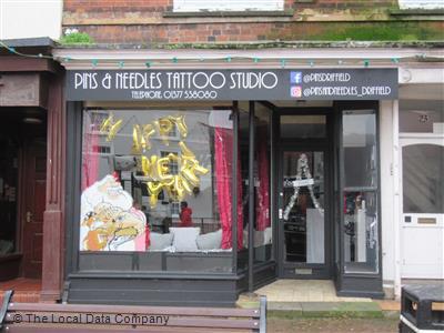 Pins & Needles Tattoo Studio | nearer com