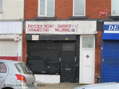 Fryzjer Meski Barber Nearercom