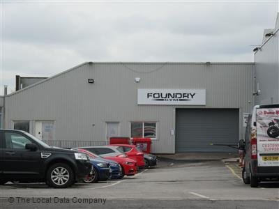 Foundry Gym | nearer com