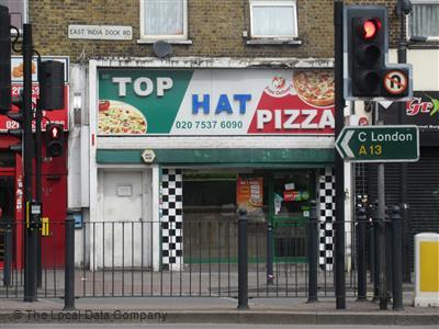 Top Hat Pizza Nearercom