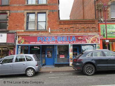 Pizza Bella Nearercom
