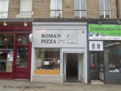 Roman Pizza Project Nearercom