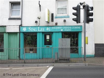 Sing Lee Take Away Nearercom