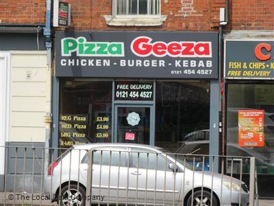 Pizza Geeza Nearercom