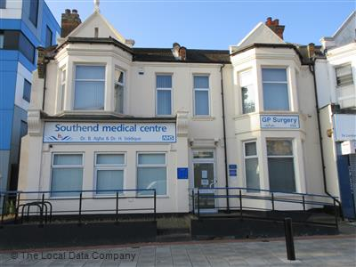 Southend Medical Centre - & similar nearby   nearer.com