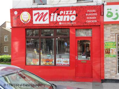 Pizza Milano Nearercom