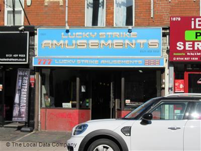 Lucky Strike Amusements Similar Nearby Nearer Com