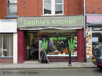 Nearer Sophia S Kitchen Biddulph Similar Nearby Nearer Com