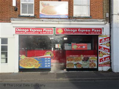 Chicago Express Pizza Nearercom