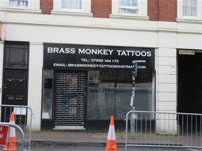 Brass Monkey Tattoos Similar Nearby Nearer Com