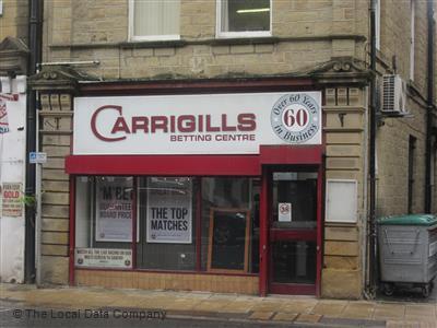 Carrigills betting centre arbitrage system betting blackjack